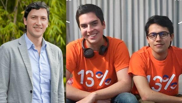 13% pasión por el trabajo: entrevista a Lorenzo Velásquez